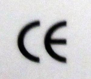 CEマーク(中国産)