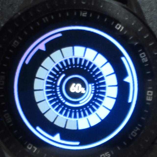 Bearoam F15スマートウォッチの充電